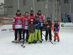 SCRJ Lakers zu Besuch bei CHAPPELE-ON-ICE